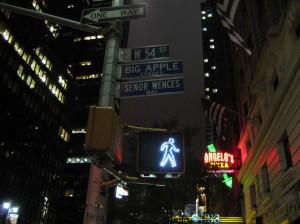 NYC Streetsignes